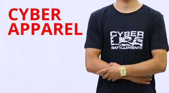CYBERアパレル