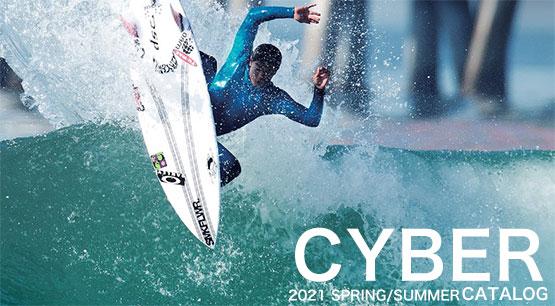 2021 SPRING&SUMMER  ウェットスーツ カタログ